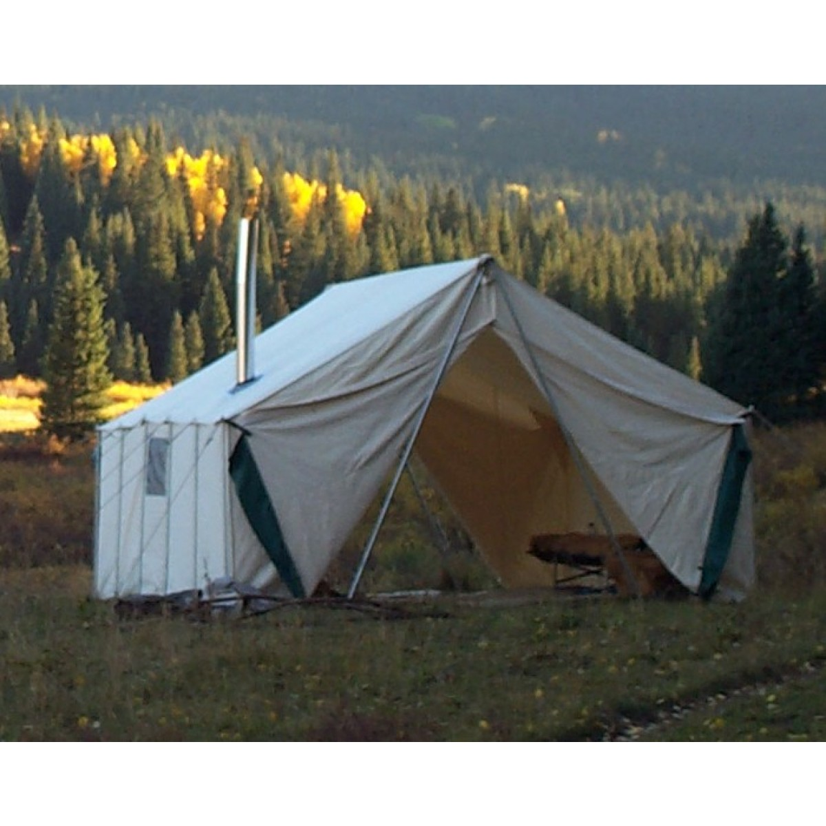 18x21 Wall Tent