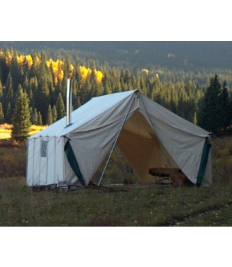 15x21 Wall Tent