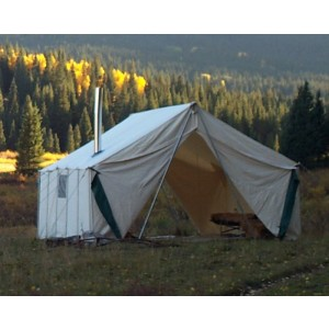 15X15 Wall Tent