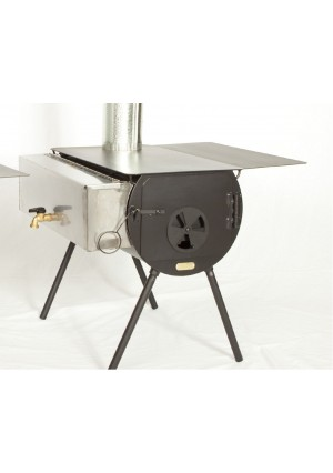 Hunter Stove Package