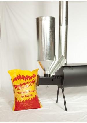 Pellet Burner Kit