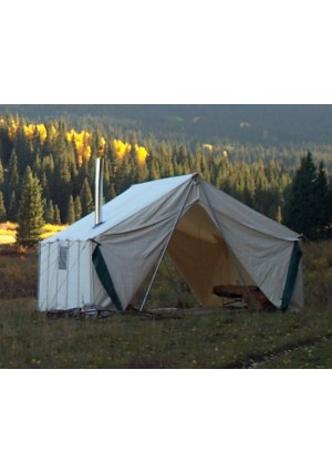 12x15 Wall Tent